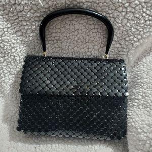 Authentic vintage Whiting & Davis mesh mini bag
